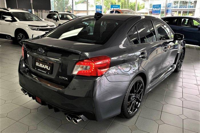 2020 Subaru WRX Premium V1 MY20 Four Wheel Drive Magnetite Grey