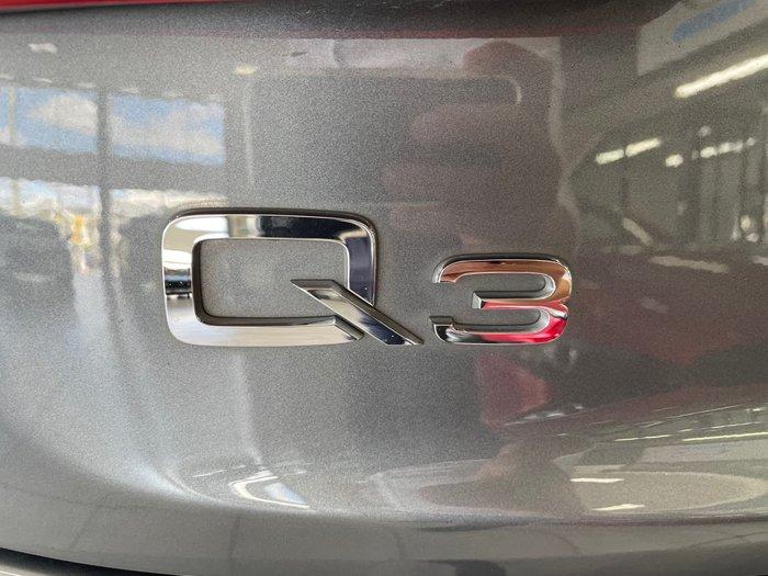 2015 Audi Q3 TFSI Sport 8U MY15 Four Wheel Drive Monsoon Grey