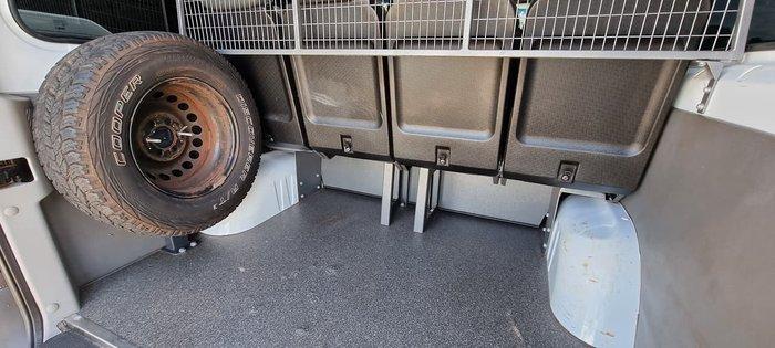 2013 MERCEDES-BENZ SPRINTER 4X4 12 SEAT AUTO BUS WHITE