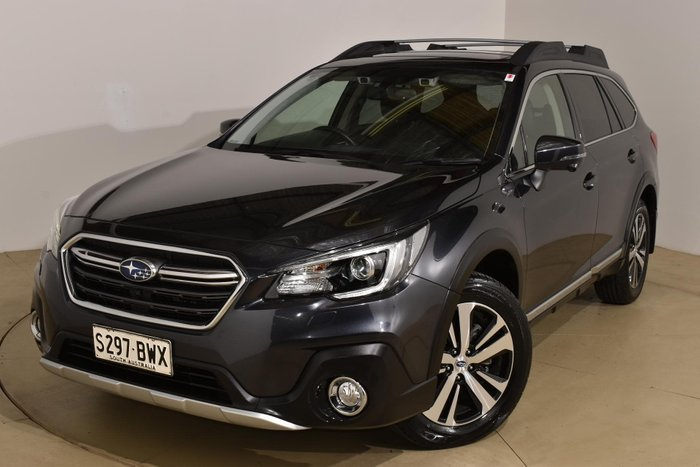 2018 Subaru Outback 3.6R 5GEN MY18 Four Wheel Drive Dark Grey