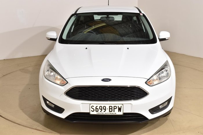 2016 Ford Focus Trend LZ Frozen White