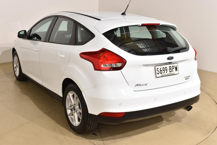 2016 Ford Focus Trend LZ Frozen White