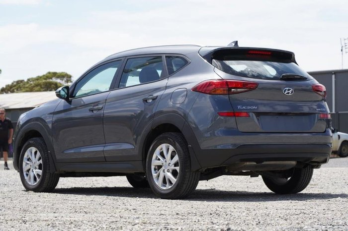 2018 Hyundai Tucson Active X TL3 MY19 4X4 On Demand Grey