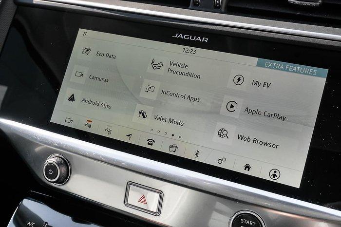 2019 Jaguar I-PACE EV400 SE X590 MY20 Four Wheel Drive White