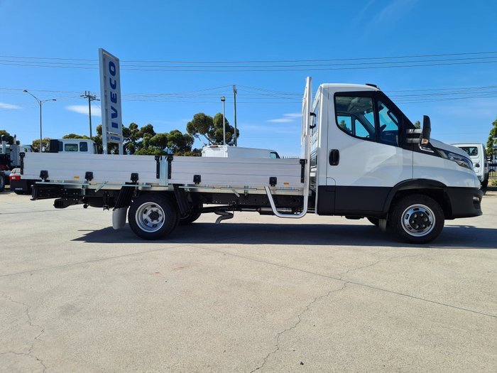 2021 Iveco Daily 45C18 Tradie Made White