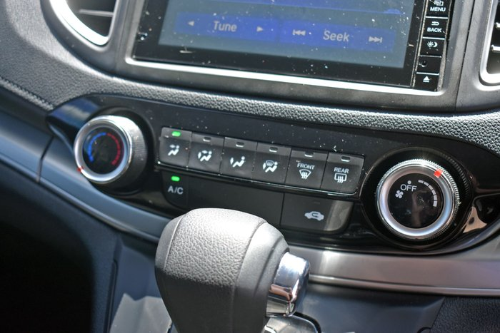 2017 Honda CR-V VTi RM Series II MY17 4X4 On Demand Carnelian Red
