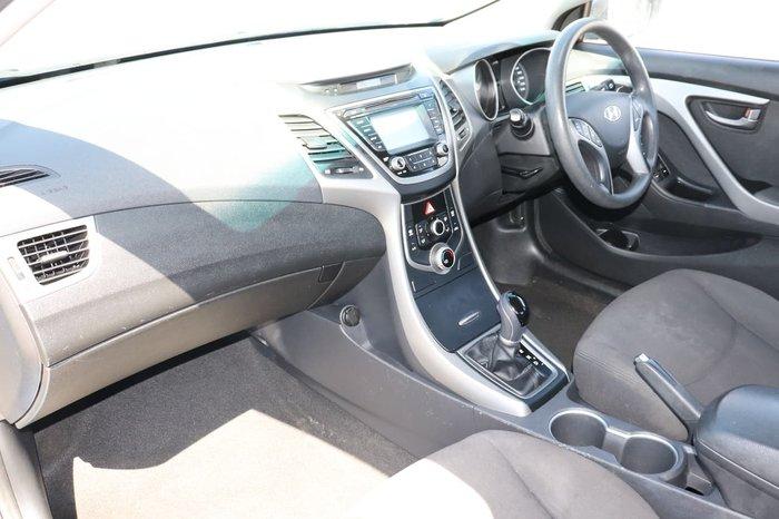 2015 Hyundai Elantra Active MD3 Blue