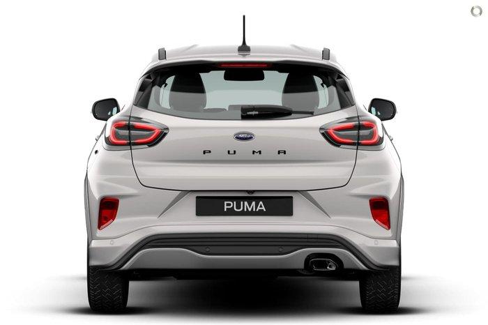 2020 Ford Puma ST-Line JK MY20.75 White