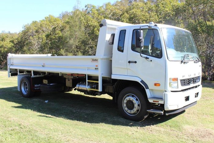 2021 FUSO FIGHTER 1627 White