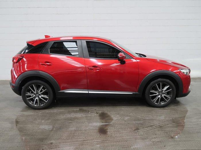 2016 Mazda CX-3 Akari DK Red