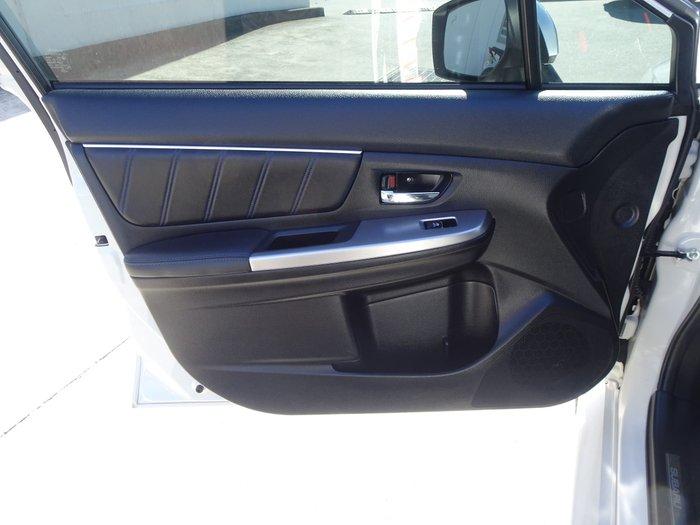 2016 Subaru Levorg 2.0 GT V1 MY17 Four Wheel Drive Crystal White
