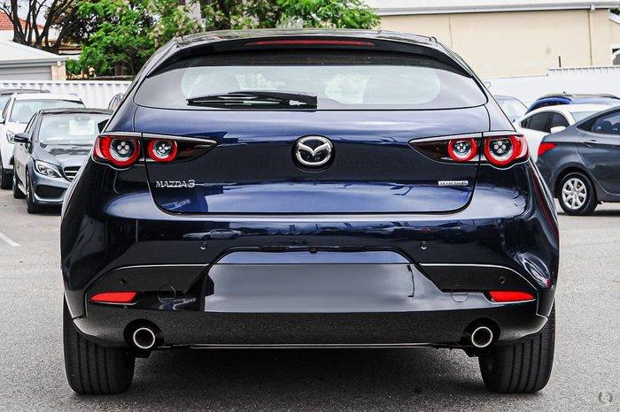 2020 Mazda 3 G25 Astina BP Series Blue