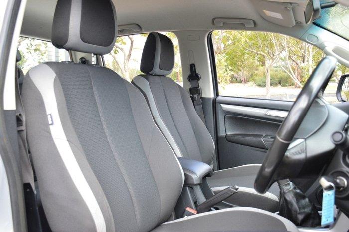 2018 Holden Colorado LS RG MY18 4X4 Dual Range SILVER