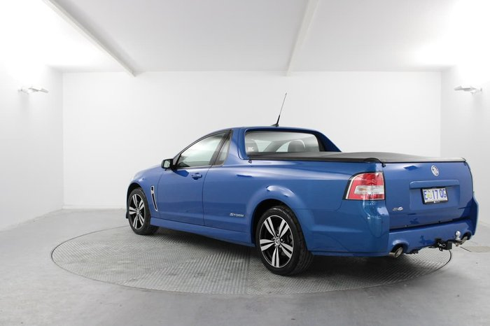 2015 Holden Ute SV6 Storm VF MY15 Blue