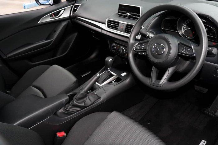 2017 Mazda 3 Neo BN Series Sonic Silver