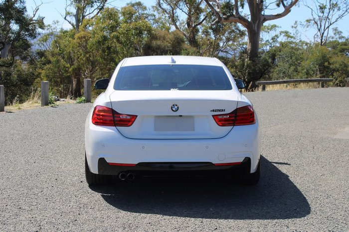 2015 BMW 4 Series 428i M Sport F32 White