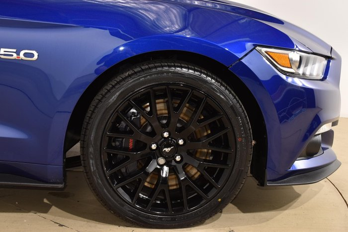 2015 Ford Mustang GT FM Deep Impact Blue