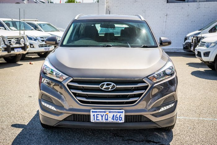 2016 Hyundai Tucson Active TL Brown