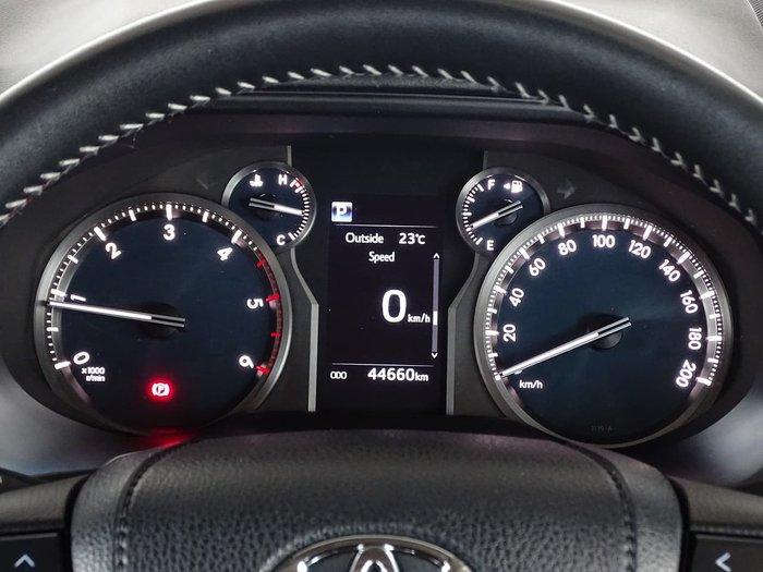 2019 Toyota Landcruiser Prado GXL GDJ150R 4X4 Dual Range Grey