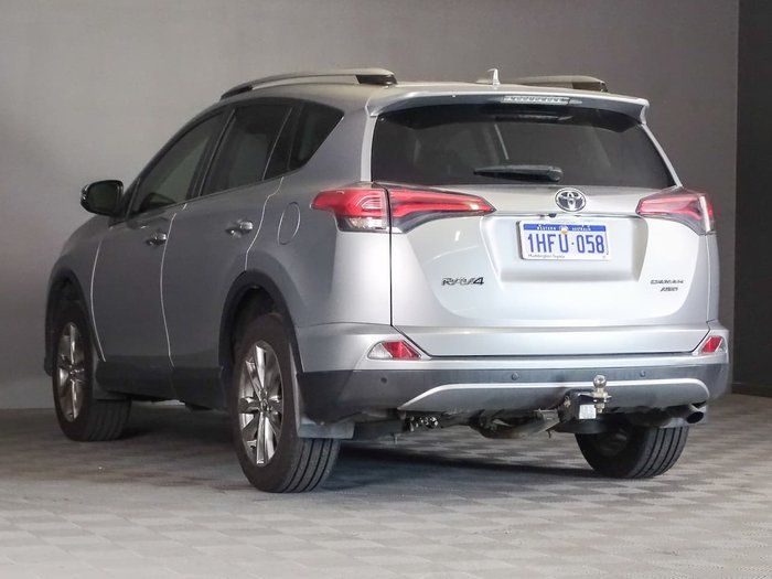 2016 Toyota RAV4 Cruiser ASA44R 4X4 On Demand Silver