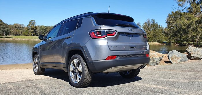 2020 Jeep Compass Limited M6 MY20 4X4 On Demand Grey