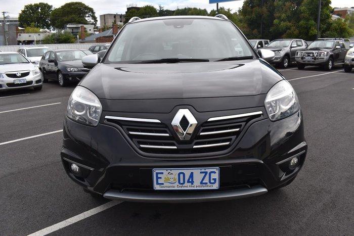 2014 Renault Koleos Bose H45 PHASE III Black