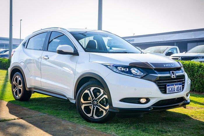 2017 Honda HR-V VTi-L MY17 White