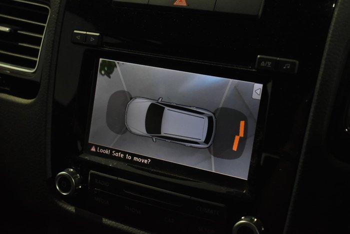 2012 Volkswagen Touareg 150TDI 7P MY13 Four Wheel Drive Canyon Grey