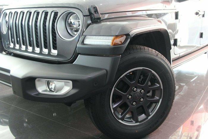 2020 Jeep Gladiator Overland JT MY20 4X4 On Demand Granite Crystal