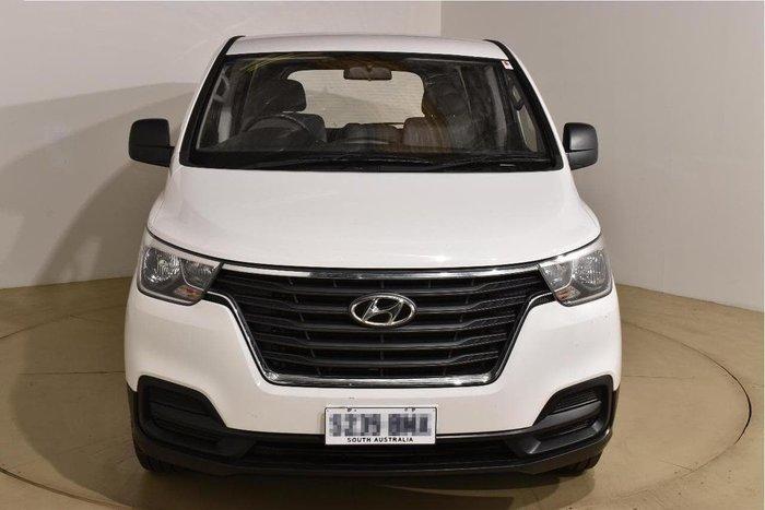 2018 Hyundai iLoad TQ4 MY19 Creamy White