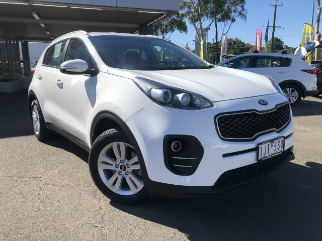 2016 Kia Sportage Si QL MY17 WHITE