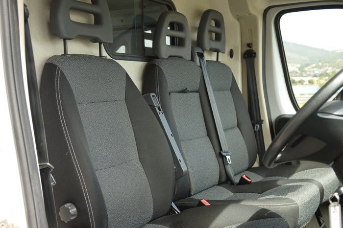 2018 Fiat Ducato LOW ROOF SHORT WHEEL Series 6 WHITE