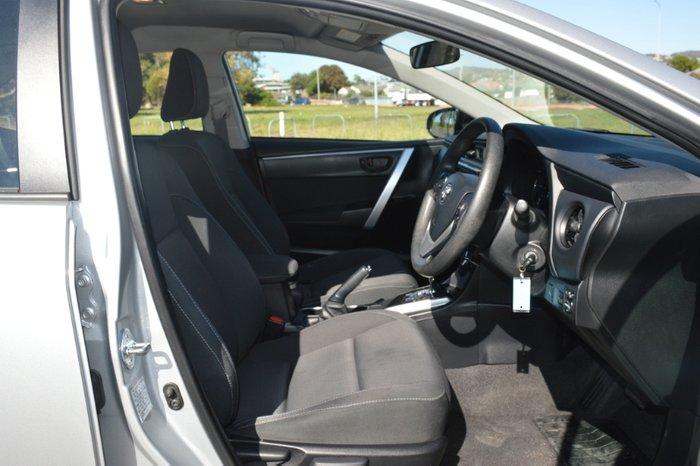 2017 Toyota Corolla Ascent ZRE172R SILVER