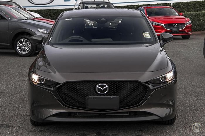 2020 Mazda 3 G20 Pure BP Series Titanium Flash
