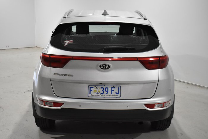 2016 Kia Sportage Si QL MY17 Silver