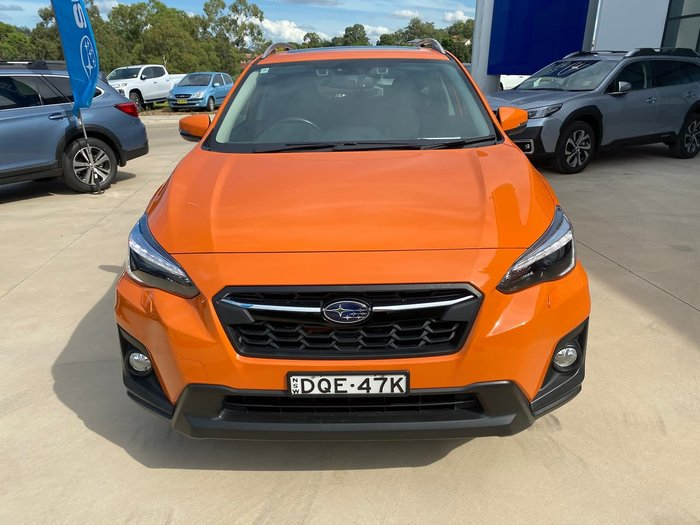 2017 Subaru XV 2.0i-S G5X MY18 Four Wheel Drive Orange