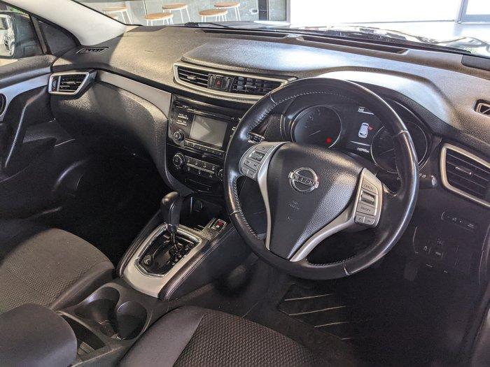 2015 Nissan QASHQAI ST J11 Gun Metallic