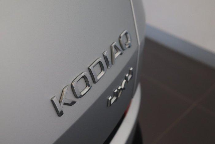 2019 SKODA Kodiaq 132TSI NS MY19 4X4 Silver