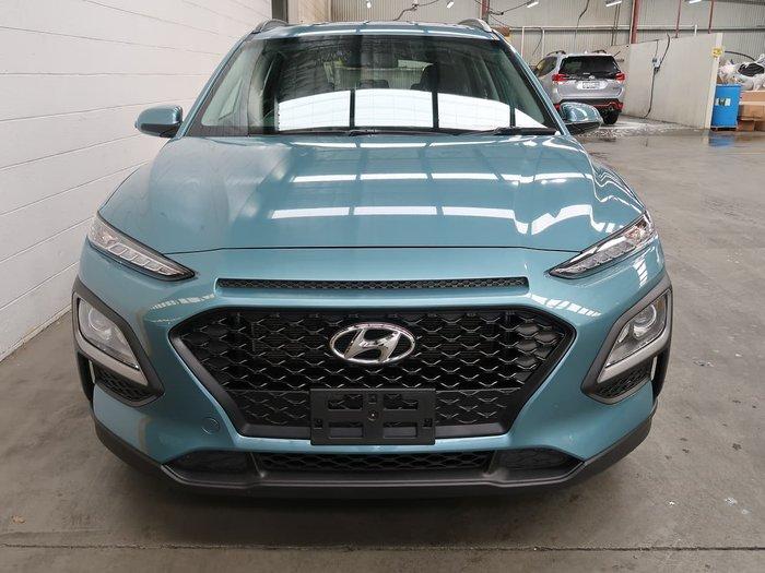 2019 Hyundai Kona Active OS.2 MY19 Blue