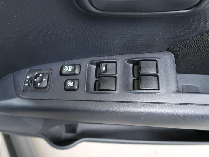 2008 Mitsubishi Outlander LS ZG MY09 4X4 On Demand Gold