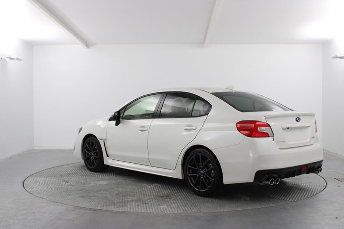 2018 Subaru WRX Premium V1 MY18 Four Wheel Drive White