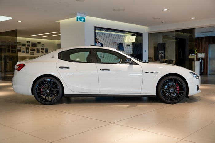 2019 Maserati Ghibli V6 Turbo MY19 Bianco (Solid)