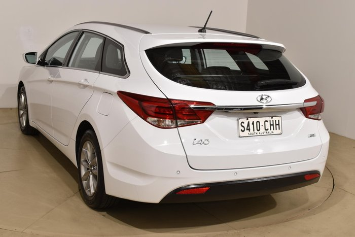 2016 Hyundai i40 Active VF4 Series II White