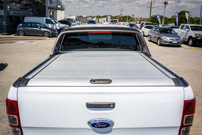 2017 Ford Ranger Wildtrak PX MkII MY18 4X4 Dual Range White
