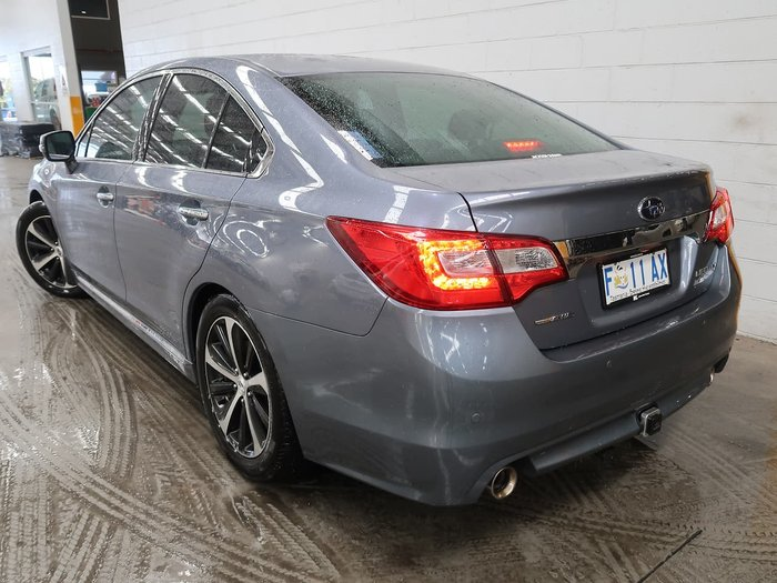 2016 Subaru Liberty 3.6R 6GEN MY16 Four Wheel Drive Grey