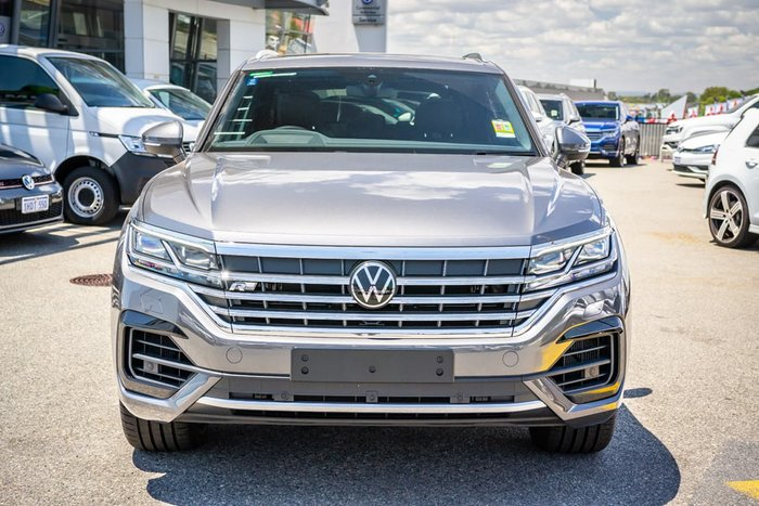 2020 Volkswagen Touareg 210TDI R-Line CR MY21 Four Wheel Drive Grey