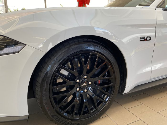2019 Ford Mustang GT FN MY20 Oxford White