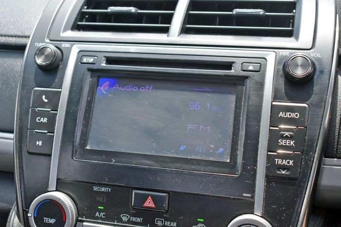 2013 Toyota Camry Atara S ASV50R Silver Pearl