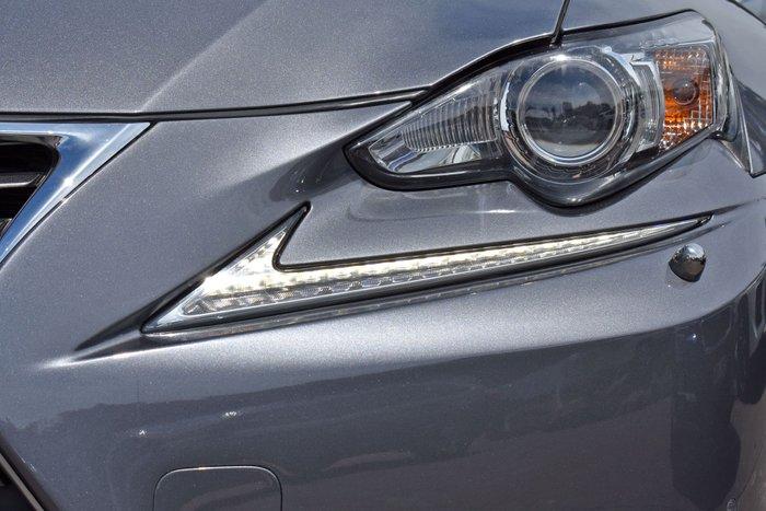 2015 Lexus IS IS200t Luxury ASE30R Mercury Grey
