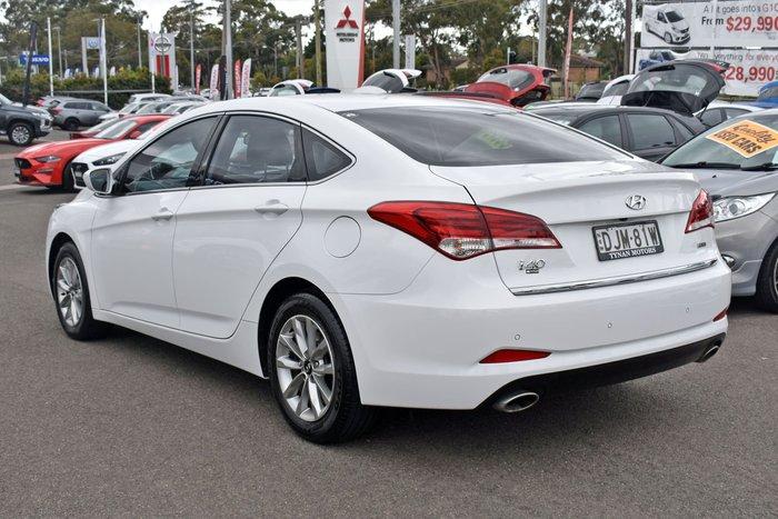 2016 Hyundai i40 Active VF4 Series II Creamy White